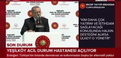 Erdoğan duyurdu: Yarından itibaren bu adımı atıyoruz
