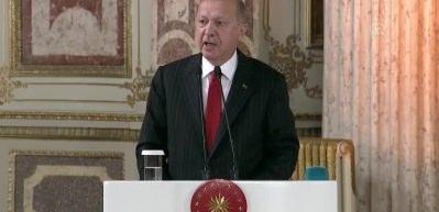 Erdoğan: Güvenlik olmadan barış olmaz