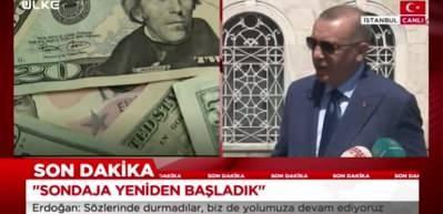 Erdoğan'dan altın, dolar ve ekonomi açıklaması