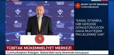 Erdoğan'dan koronavirüs aşısı için son dakika açıklaması