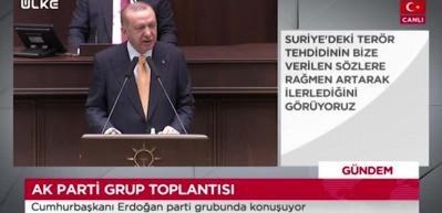Erdoğan'dan son dakika açıklamaları: Yeni harekat mesajı