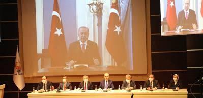 Erdoğan'ın gülümseten cevabı: Çayla geçiştirme işi