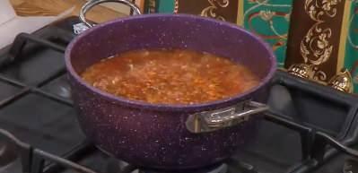 Erişteli Elazığ çorbası nasıl yapılır?