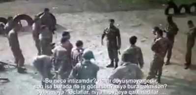Ermeni ordusunda isyan başladı! İnfiale yol açan görüntüler: Karabağlılar gitsin savaşsın...