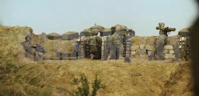 """Ermenistan cehpesinde """"Bayraktar İHA paniği"""" kamerada!"""