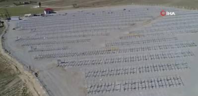 Erzincan'da 990 KW'lık GES için geri sayım başladı