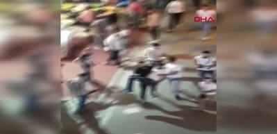 Esenyurt'ta iki grup arasından silahlı kavga