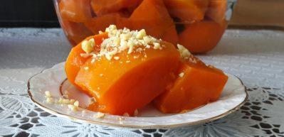 Evde balkabağı tatlısı nasıl yapılır? Canan Karatay'dan kabak tatlısı tarifi