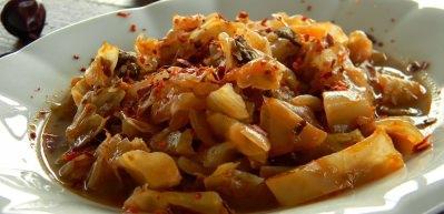 En kolay kapuska yemeği nasıl yapılır?