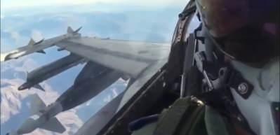 F-16'lar terör yuvalarını imha etti