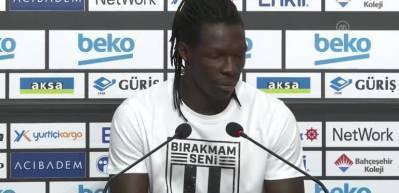 Fabrice N'Sakala: Beşiktaş formasıyla gol atmak isterim