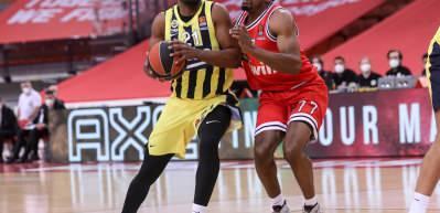 Fenerbahçe Beko, Yunanistan'dan zaferle döndü