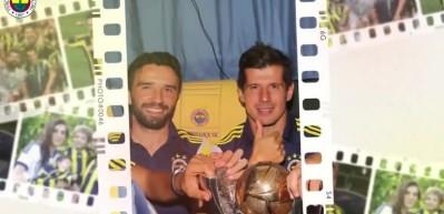 Fenerbahçe, Gökhan Gönül'ü bu video ile duyurdu!