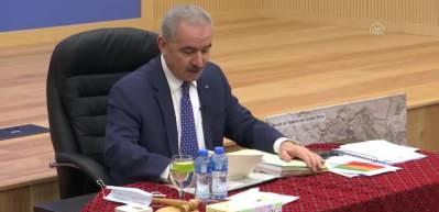 """Filistin Başbakanı: """"ABD Filistin'i siyasi, mali ve ekonomik olarak kuşatıyor"""""""