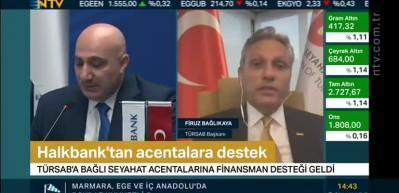 TÜRSAB Başkanı Firuz Bağlıkaya açıkladı!