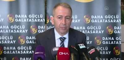 Metin Öztürk: Galatasaray için geliyoruz selfie için değil