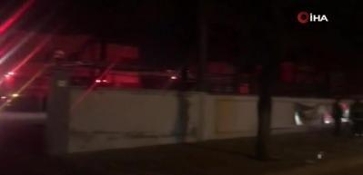 Gaziantep'te iplik fabrikasında korkutan yangın