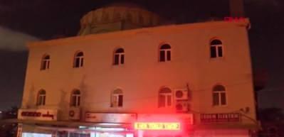 Camilerden yapılan 'müzik' yayınına vatandaştan tepki