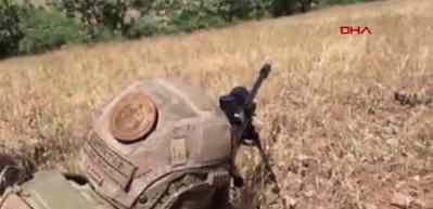 Siirt'te 2 terörist, SİHA ile etkisiz hale getirildi