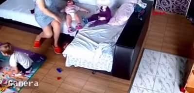 Ukrayna'da bakıcı bebeği boğarak öldürdü