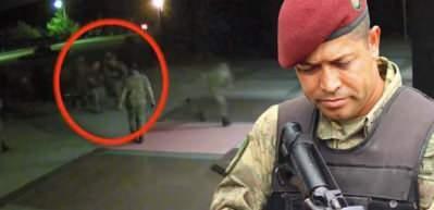 Halisdemir'e ilk kurşunu hayatını 2 kez kurtardığı asker sıktı!