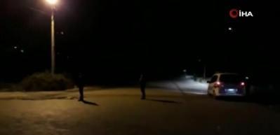 Hatay'da jandarma uygulama noktasına silahlı saldırı