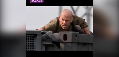 Hollywood yıldızı Bruce Willis'ten skandal hareket!