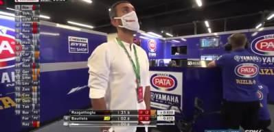 Türk sporcu Toprak Razgatlıoğlu yarışta kaza yaptı, hastaneye kaldırıldı