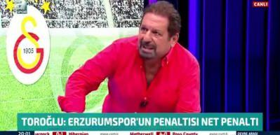 Erman Toroğlu: Galatasaray'ın ilk golünde faul var