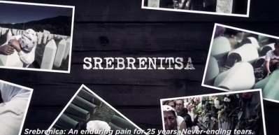 İletişim Başkanı Altun'dan Srebrenitsa paylaşımı