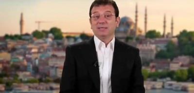 İmamoğlu yine Türkiye'yi dünyaya şikayet etti