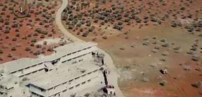 İnanılmaz görüntüler! Esed'in koca tankını ZPT ile kovaladılar