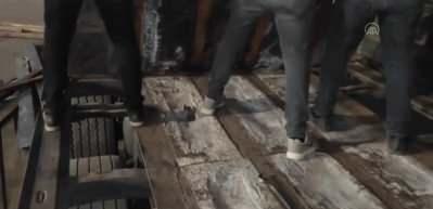 İpsala Gümrük Kapısı'nda 227 kilogram esrar ele geçirildi