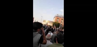 İran'da 'Haykırıyorum ben Türküm' sloganları