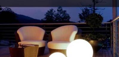 Işıl ışıl bahçeler için aydınlatma önerileri