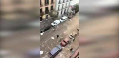 İspanya'da patlama!