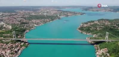 İstanbul Boğazı'ndaki renk değişiminin sebebi belli oldu