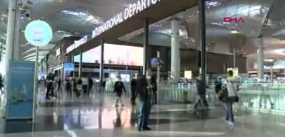 İstanbul Havalimanı son bir haftalık uçuş sayısında Avrupa'nın zirvesinde