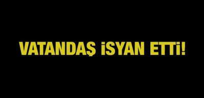 İstanbul'da koronabüs manzarası isyan ettirdi