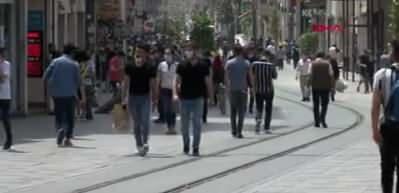 İstanbul'da koronavirüs kısıtlamalarının kalkacağı tarih belli oldu