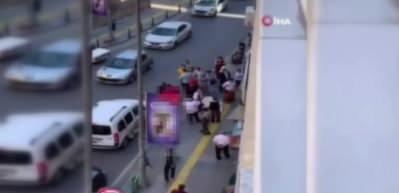İstanbul'un göbeğinde maskesiz ve mesafesiz eğlenceler kamerada