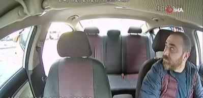 İşte kadın yolcusunu döven taksici için istenen ceza!
