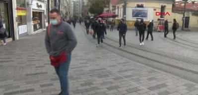 İstiklal Caddesi'nde 7 bin kişi bulunabilecek