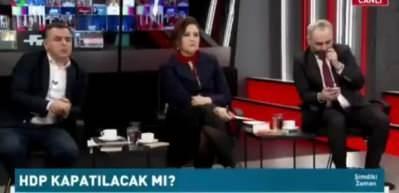 İYİ Partili Lütfü Türkkan: HDP kapatılsın teklifine 'evet' deriz