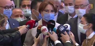 İYİ Partili Özdağ'ın FETÖ iddiasına Meral Akşener'den yanıt
