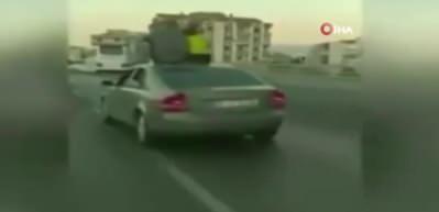 İzmir'de yok artık dedirten görüntü!