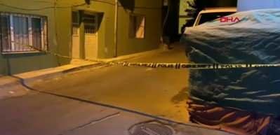 İzmir'de kanlı pusu 1 ölü, 2 yaralı