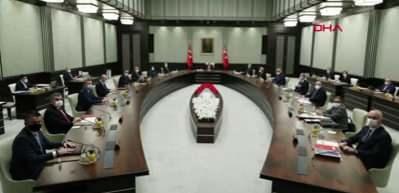 Kabine toplantısı başladı! Yeni tedbirler alınacak mı?