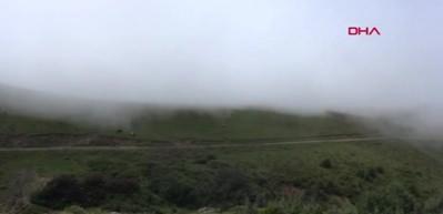 Karadeniz'de bulutların üzerinde yaşam