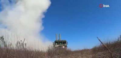 Karadeniz'de füzeler peş peşe fırlatıldı!